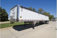 Hopper-trailer
